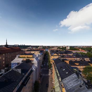 Ben Rory Lennon, Hgalidsgatan 42C, Stockholm | unam.net